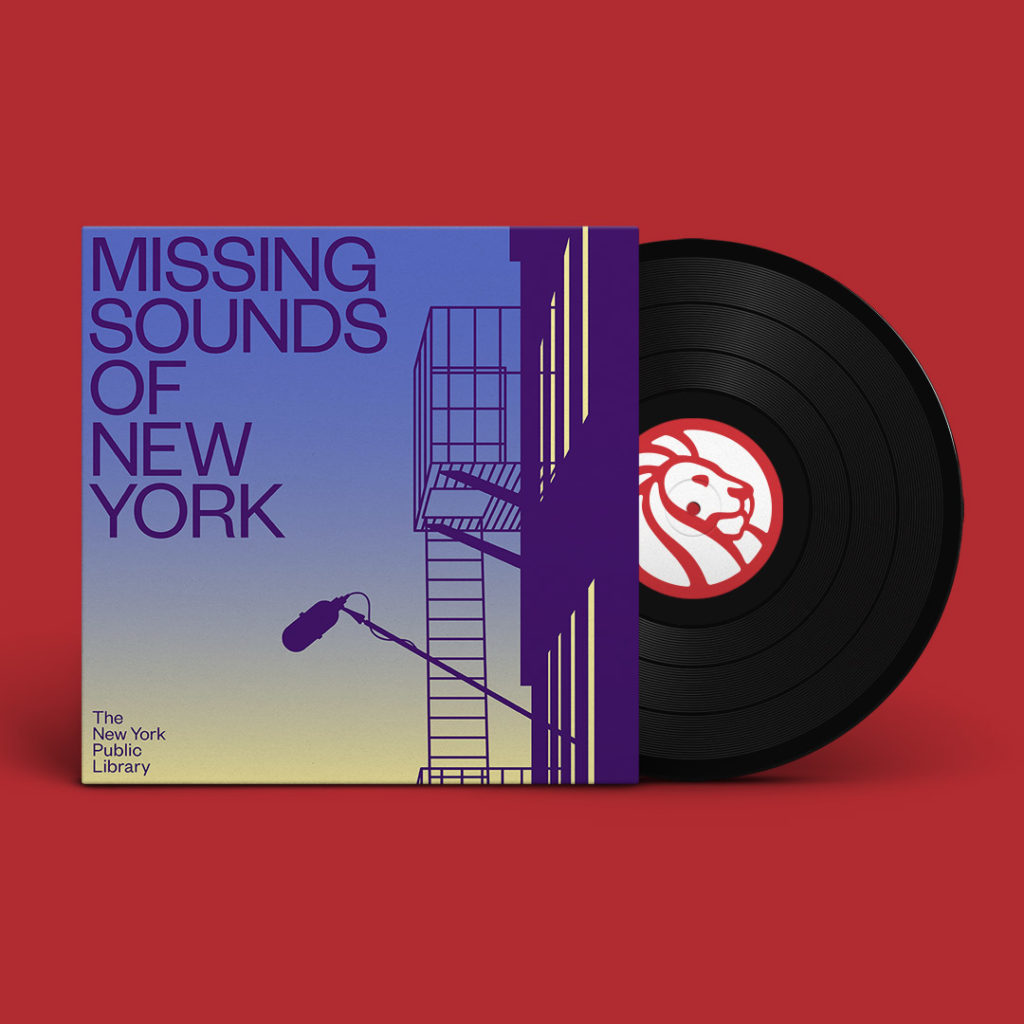 NYPL - Missing Sounds of New York